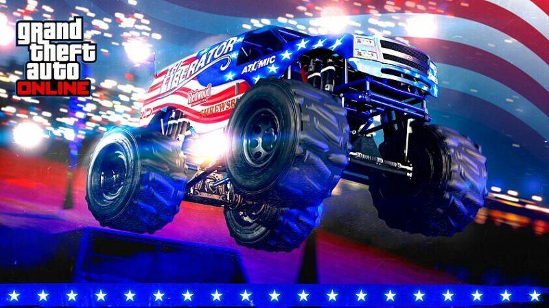 Día de la Independencia en GTA Online