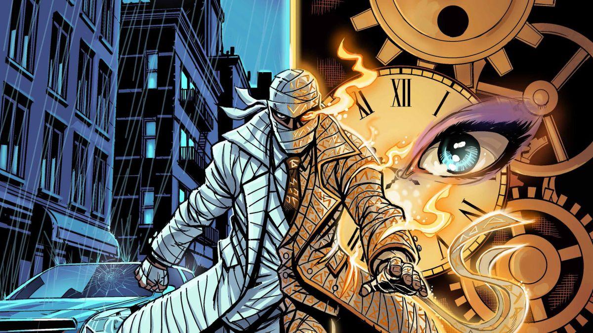 The Nine # 0 abre la puerta a un nuevo universo de superhéroes