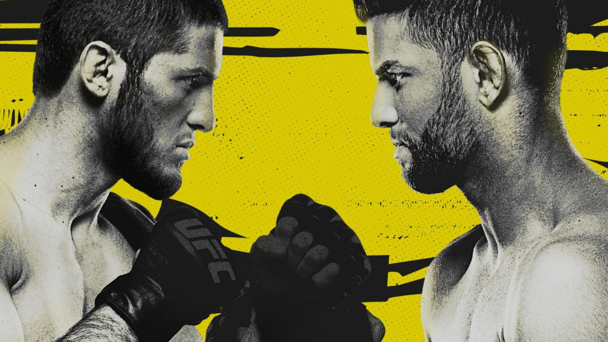 Cómo ver UFC Fight Night: Makhachev vs Moises Live Stream, Start Time, Fight Map