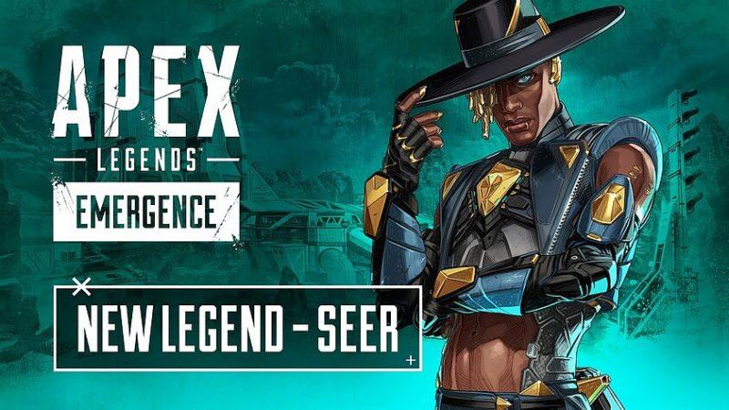 Tráiler de personajes de Apex Legends: aparece un nuevo vidente de leyenda