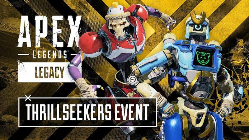 Evento del buscador de peligros de Apex Legends: comienza la semana que viene