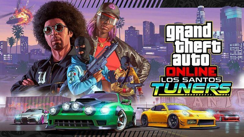 Los Santos Tuners a partir de hoy para GTA Online
