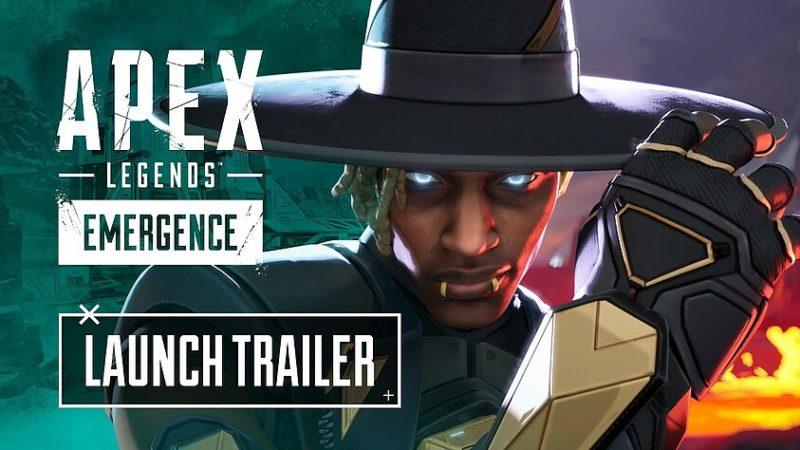 Apex Legends: tráiler de lanzamiento de creación