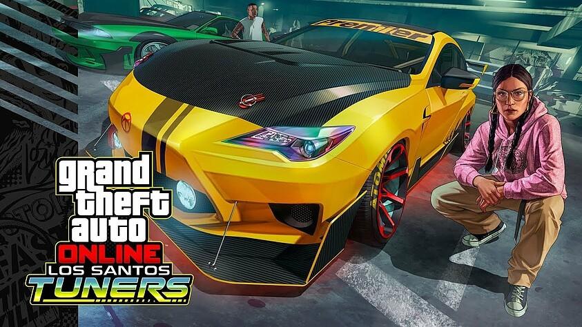 Cita para GTA Online: Los Santos Tuners