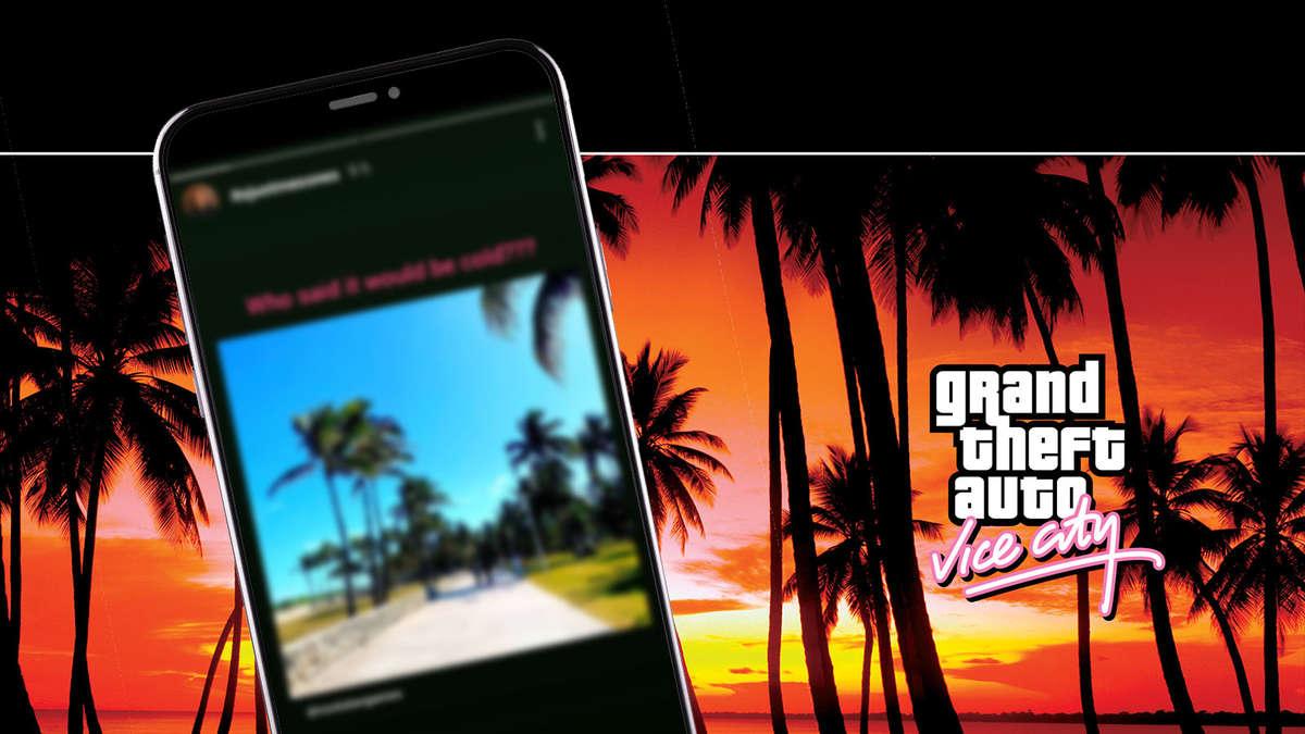 GTA 6: ¿La imagen de vacaciones de Rockstar Manager revela una fuga en el entorno de Vice-City?