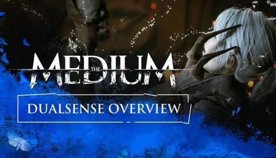 Cómo el juego de terror The Medium sumerge a los jugadores con el controlador inalámbrico DualSense