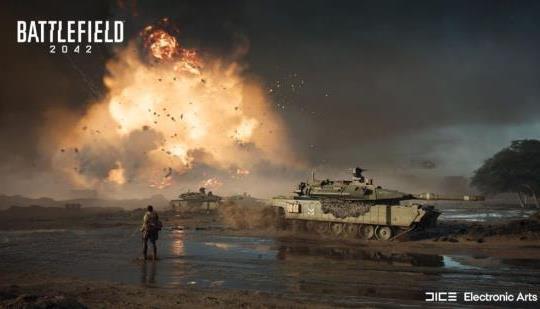 Juego de prueba técnica de Battlefield 2042, atuendo de reconocimiento, pérdida de imagen del diseño del mapa