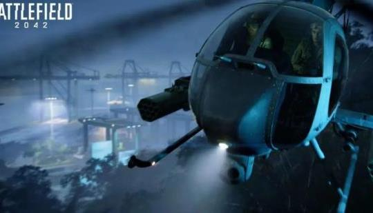Battlefield 2042 Heli & Tank Gameplay, primer vistazo a las cintas