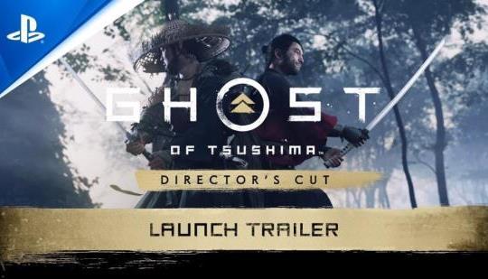 Ghost of Tsushima Director's Cut – Tráiler de lanzamiento |  PS5, PS4