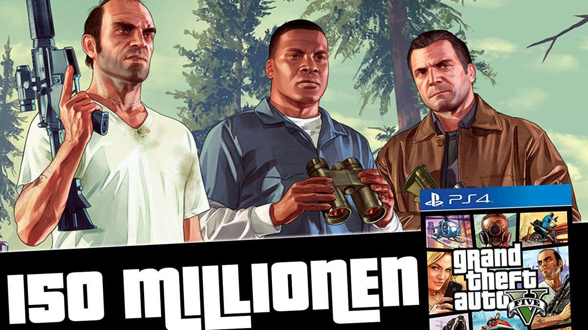 GTA 5: el récord del título de Rockstar Games es un golpe fatal para el sucesor de GTA 6