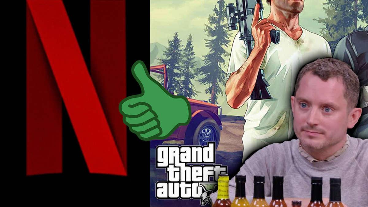 GTA 5: Elijah Wood quiere una adaptación cinematográfica: sueña con una serie en Netflix