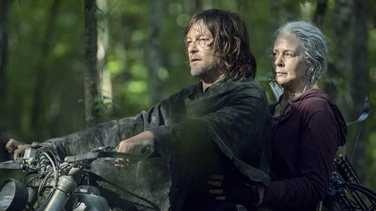 Las fotos del set de la temporada 11 de The Walking Dead muestran un primer vistazo al nuevo villano