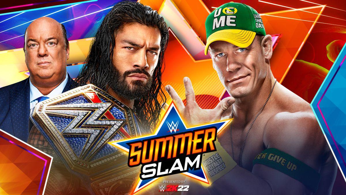 Cómo ver WWE SummerSlam: Transmisión en vivo de Roman Reigns contra John Cena desde cualquier lugar