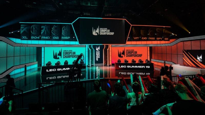 Estos son los partidos y fechas de los playoffs de verano de la LEC 2021 – LoL News