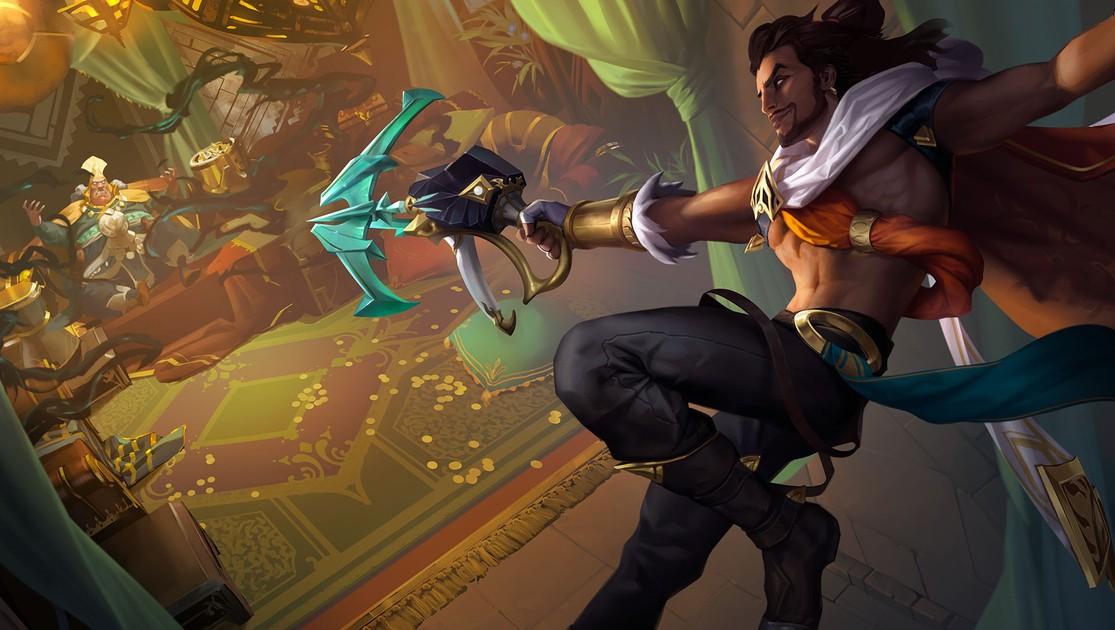 La mejor manera de construir a Akshan, el nuevo campeón de League of Legends – LoL News