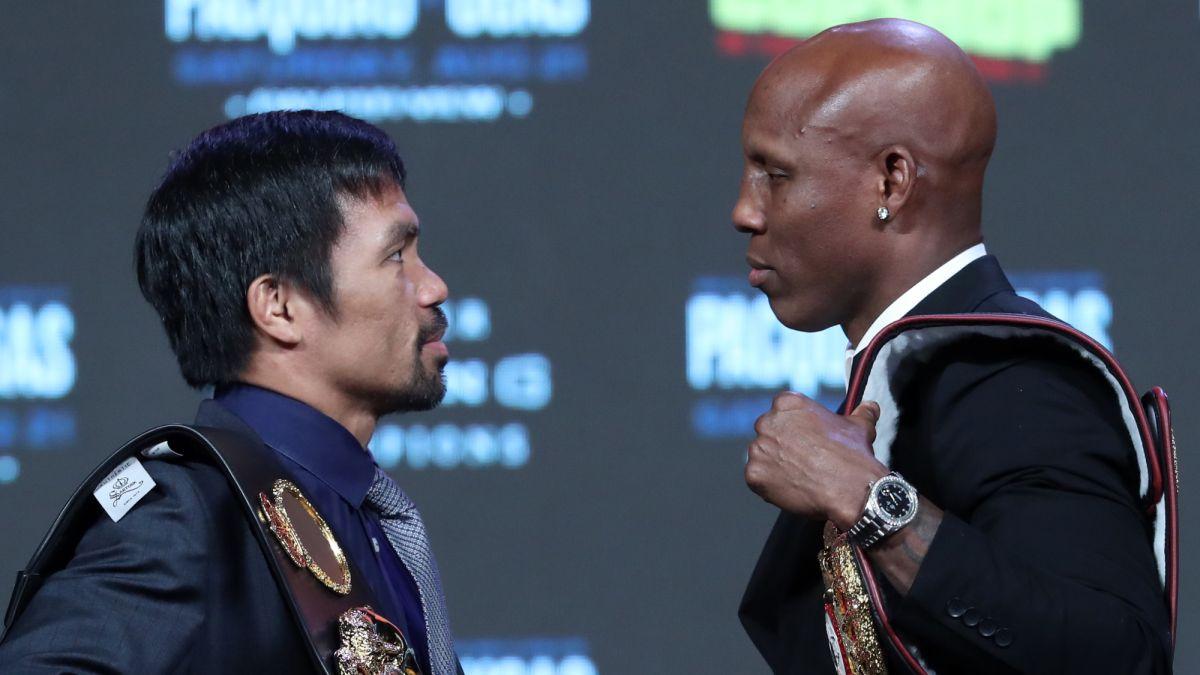 Cómo transmitir en vivo a Manny Pacquiao Jr. vs.Yordenis Ugas y ver boxeo desde cualquier lugar hoy