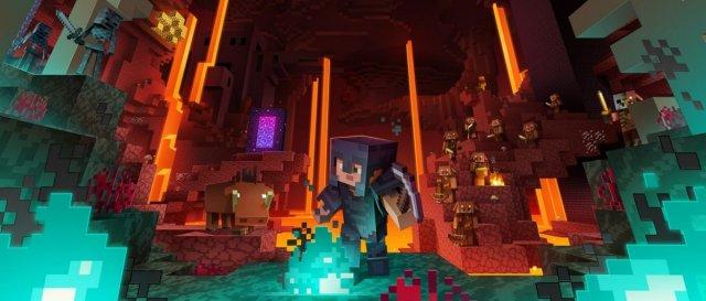 Minecraft 1.16: la actualización de Nether está aquí