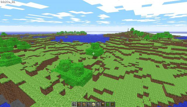 Minecraft Classic: navegador cooperativo gratuito con factor nostalgia