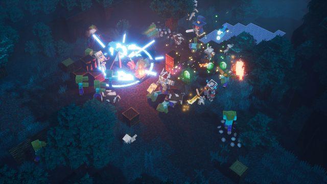 Minecraft combina Playstation 4 y otras plataformas de juegos