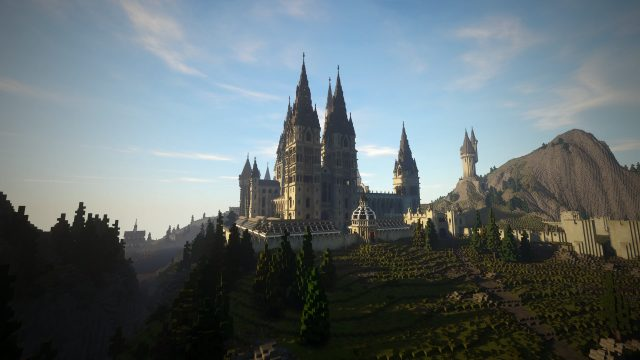 Los modders construyen el mundo de Harry Potter como un juego de rol