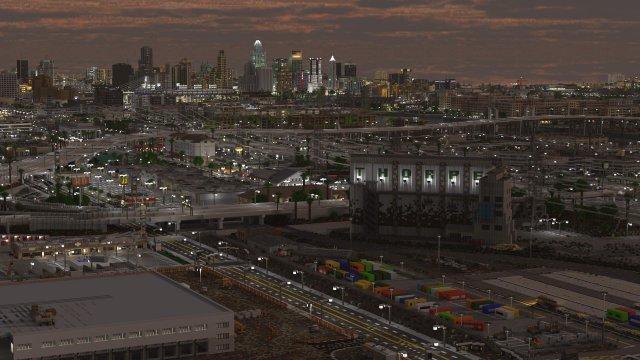 El espectacular Greenfield City Map v.0.5.3 se lanzará en unas pocas semanas