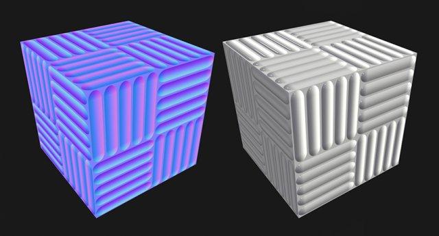 Nuevos paquetes de texturas para la versión de trazado de rayos