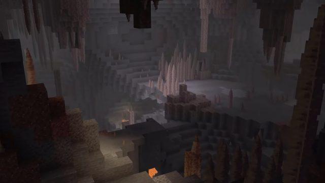 El verano de 2021 trae la actualización «Caves & Cliffs»