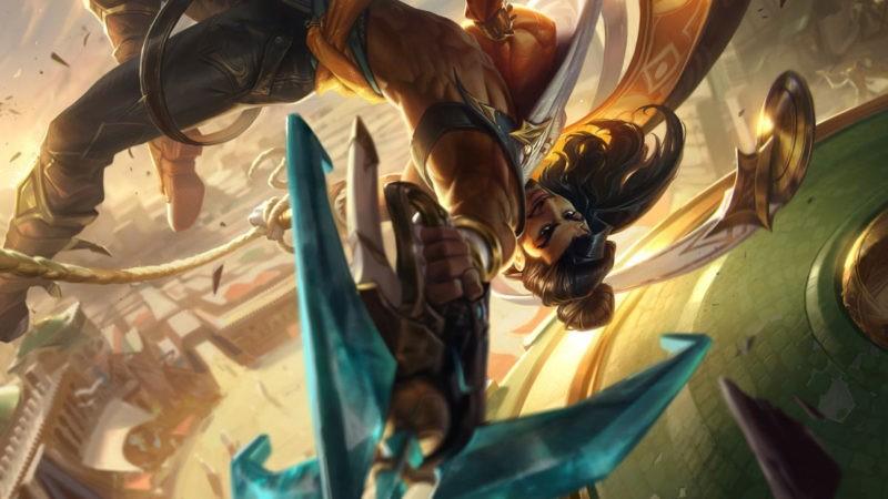 Mira a Akshan revivir a todo su equipo después de un pentakill enemigo – LoL News