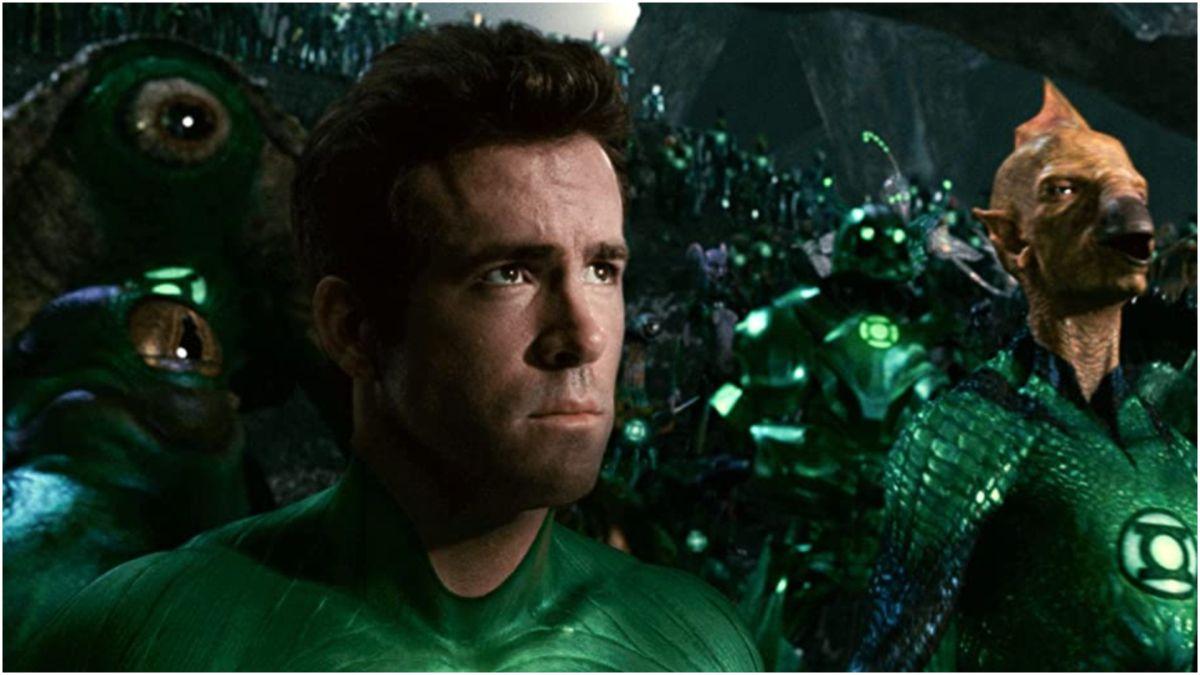 El director de Green Lantern habla sobre su final «genial» descartado