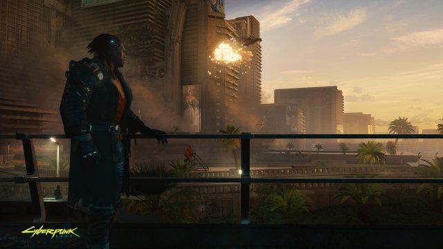 Cyberpunk 2077 recreado: Minecraft con una escena detallada de la ciudad