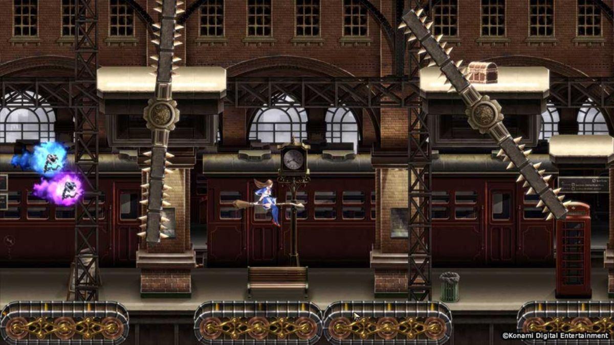 Un juego de Castlevania cancelado ha sido revivido exclusivamente para Apple Arcade