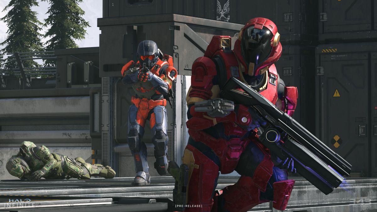 Spoilers de Halo Infinite filtrados en la vista previa técnica para multijugador