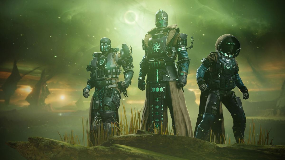 Así es como ver el escaparate de Destiny 2: The Witch Queen hoy