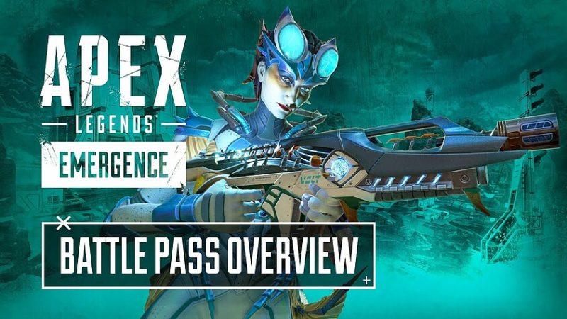 Tráiler de Apex Legends: descripción general del nuevo Pase de batalla