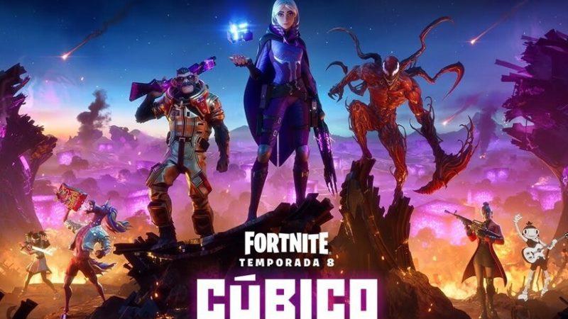 Cubic con nuevas funciones que cambiarán por completo la isla y tu pase de batalla