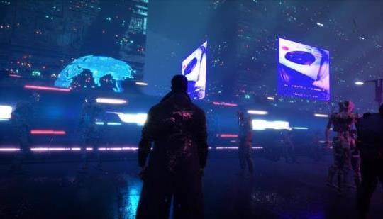 La jugabilidad de Vigilance 2099 Unreal Engine 5 se ve genial pero un poco familiar