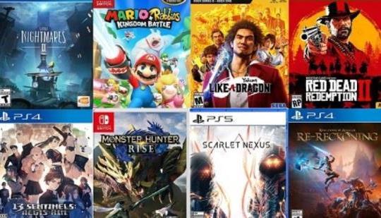 Amazon recorta hasta un 75% de descuento en varios juegos de rol, aventuras de acción y juegos japoneses
