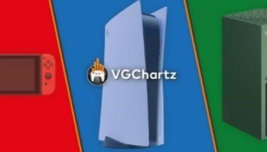 Tablas de comparación de ventas de PS5 vs Xbox Series X | S vs Switch hasta el 4 de septiembre