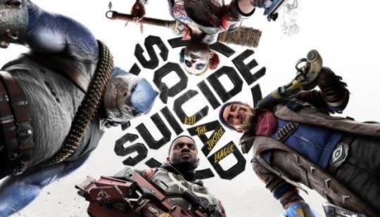 Suicide Squad: Kill the Justice League Official Key Art Revelado