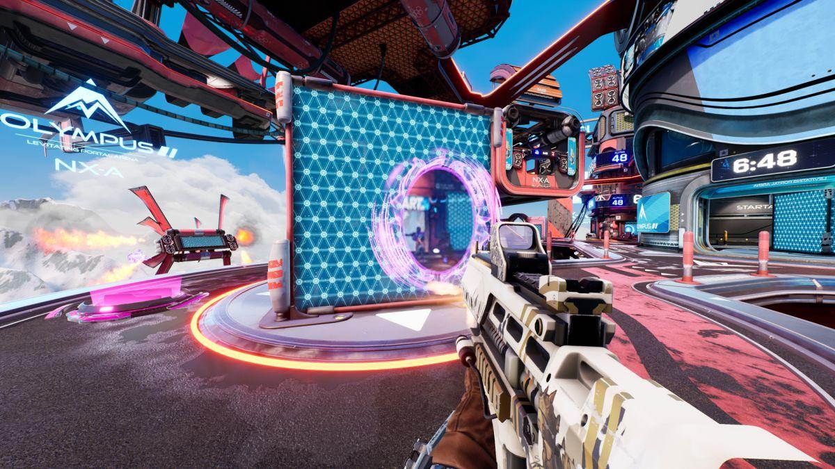 Splitgate tiene solo un 25% terminado, dice el desarrollador 1047 Games