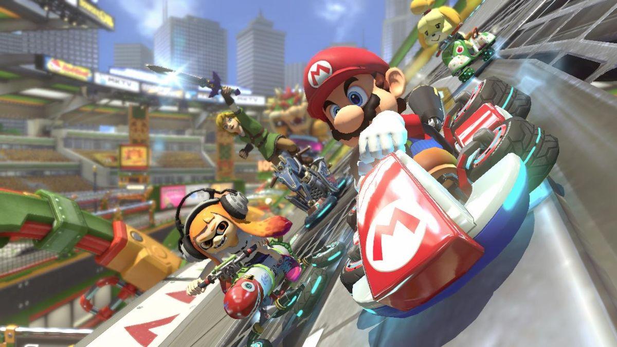 Músicos absurdamente talentosos tocan la banda sonora de una carrera de Mario Kart en tiempo real