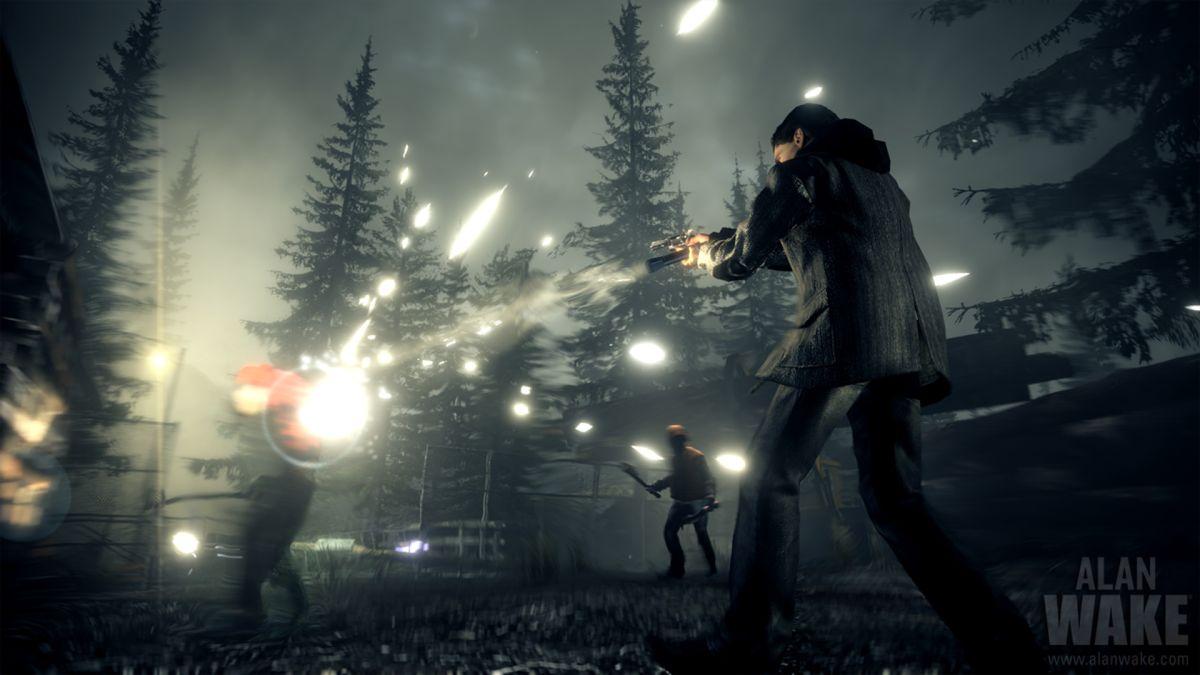Alan Wake Remastered tendrá su ubicación de producto eliminada del juego original