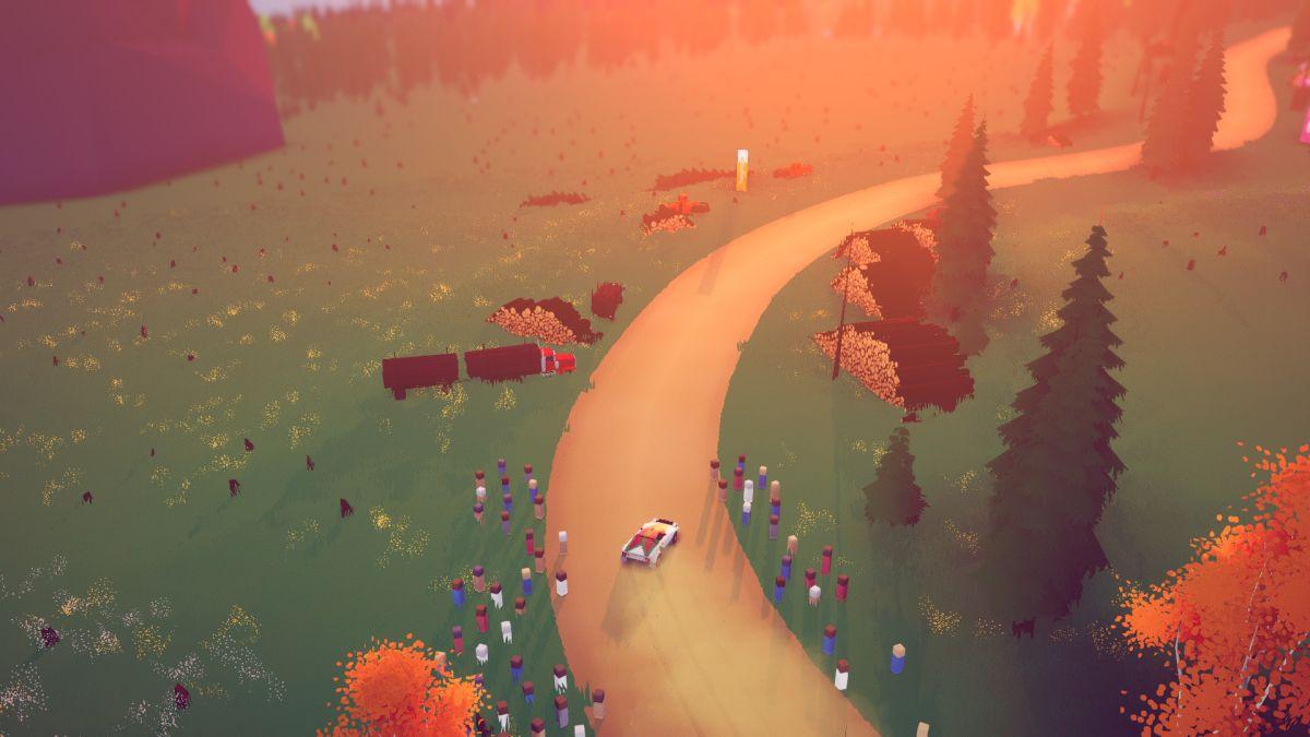 Art of Rally llega a PS4 y PS5 el próximo mes