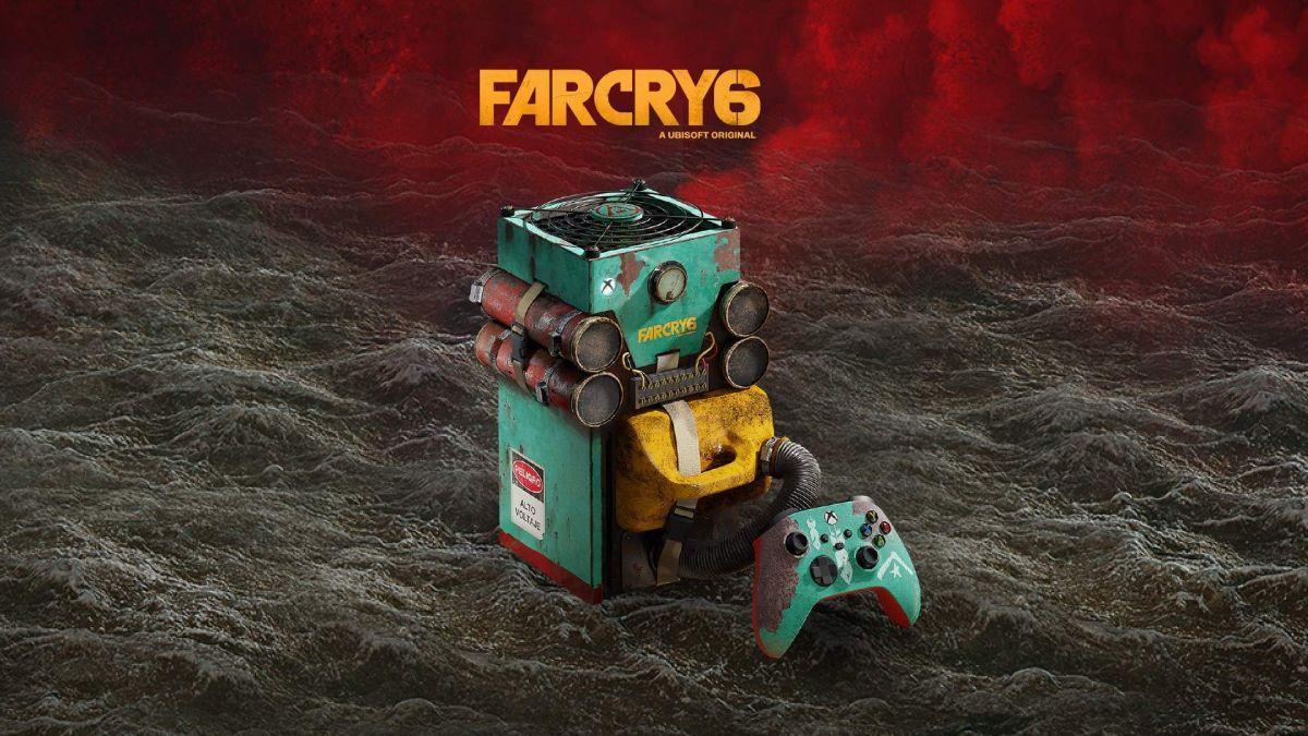 Este loco Far Cry 6 Xbox Series X es algo real para ganar