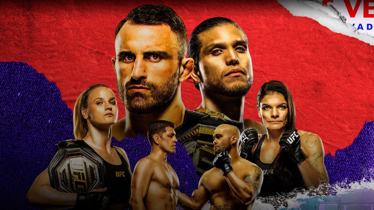 UFC 266 Live Stream PPV: Cómo ver Volkanovski vs Ortega en línea