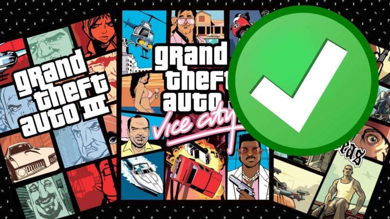 GTA Remaster Trilogy debería llegar a finales de año: ¿dónde está el anuncio?