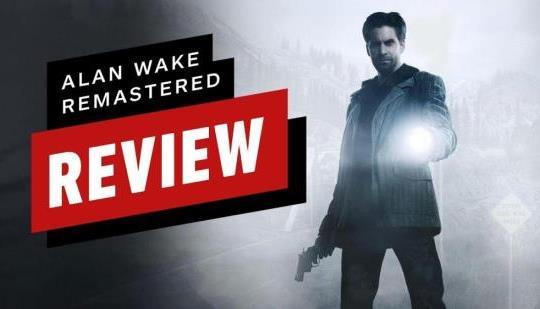 Revisión remasterizada de Alan Wake – IGN