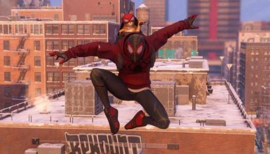 El director de Spider-Man: Miles Morales dice que Into the Spider-Verse fue una gran inspiración
