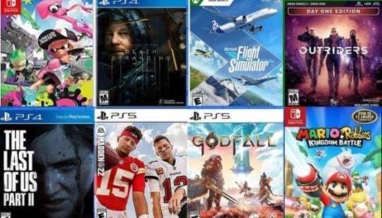 Amazon recorta hasta un 75% de descuento en varios juegos