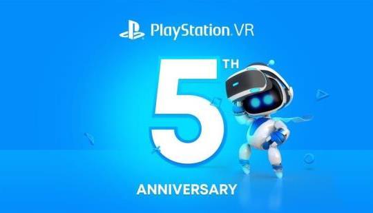 Celebremos cinco años de PlayStation VR